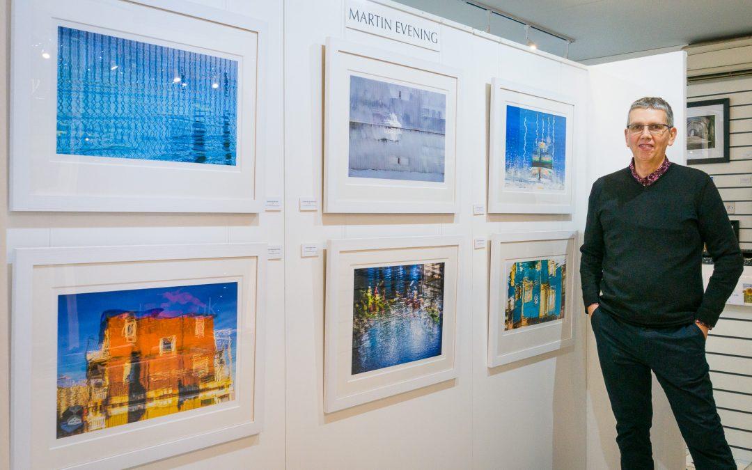 Event Recap: Martin Evening Exhibition Opening