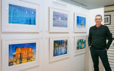 Event Recap: Martin Evening Exhibition Opening